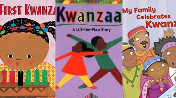 Five Kwanzaa Books Recommended by Culture Queen