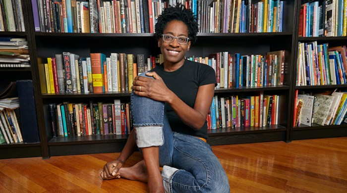 Author Jacqueline Woodson