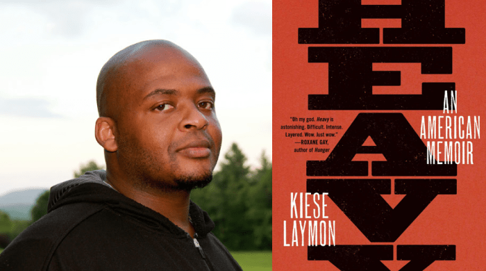Book Review: Heavy by Kiese Laymo