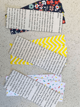 DIY Book Craft: Bookmarks for Kids