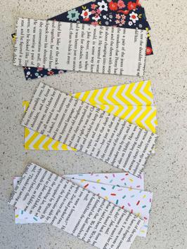 DIY Book Craft: Bookmarks for Kids