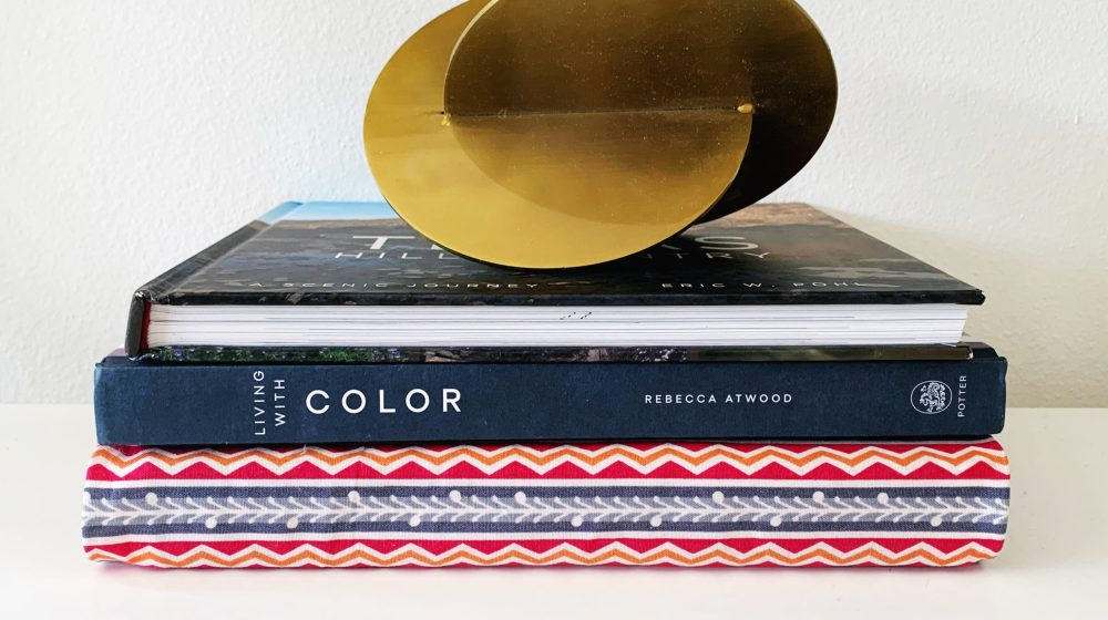 DIY Book Craft: No-sew Book Cover