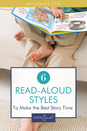 Read Aloud Styles