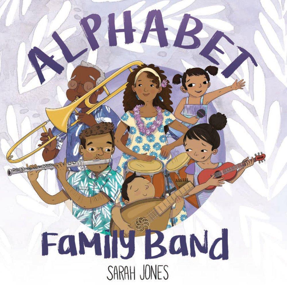Alphabet Family Band by Sarah Jones