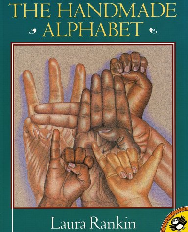 The Handmade Alphabet by Lauren Rankin