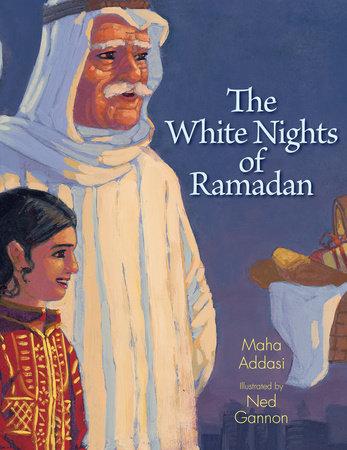 The White Nights of Ramadan by Maha Addasi book cover