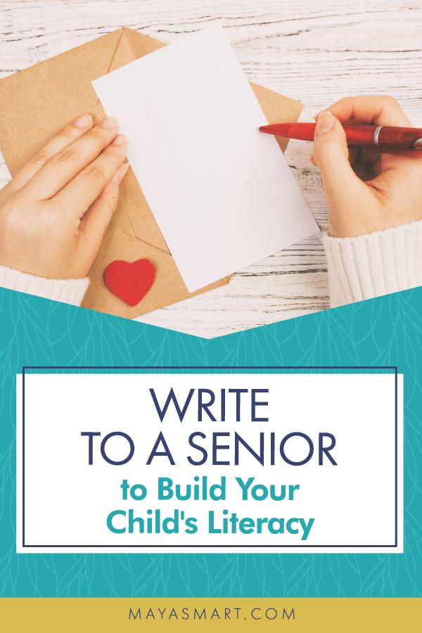 write to a senior pin