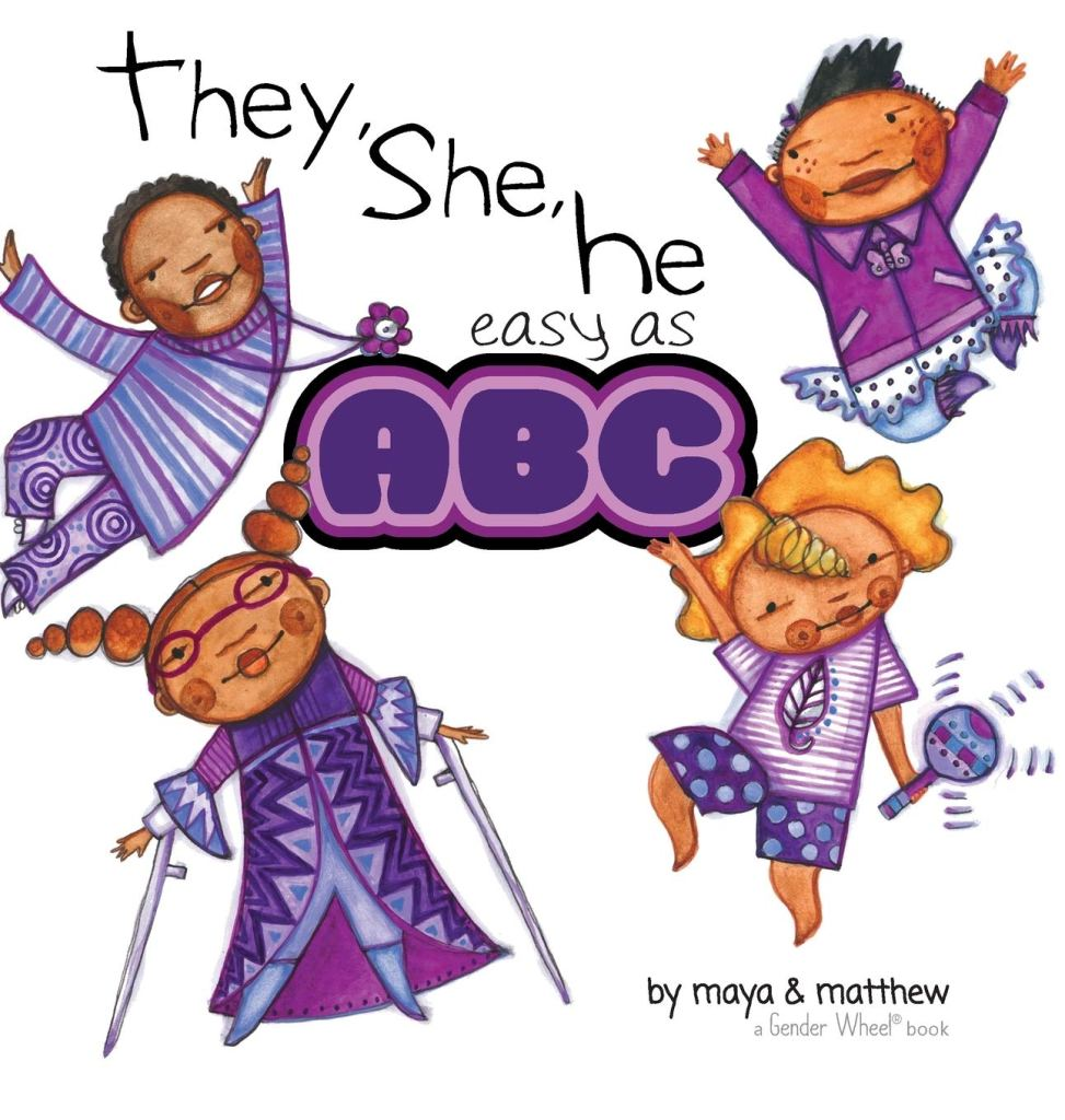 They She He Easy as ABC