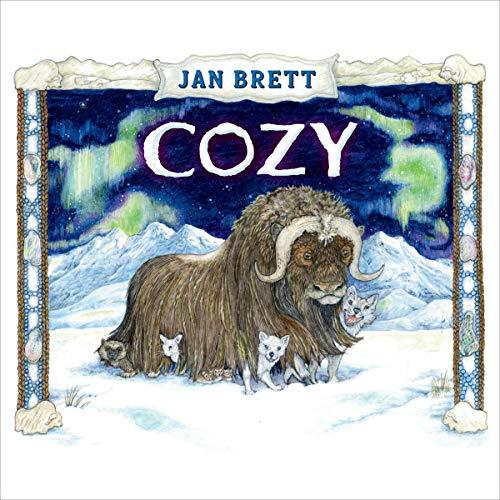 Cozy by Jan Brett book cover