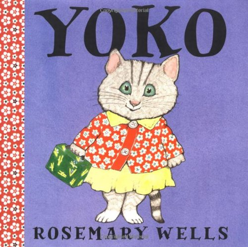 Yoko by Rosemary Wells book cover