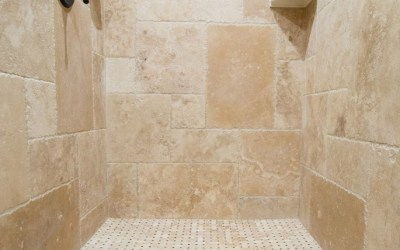 Travertine Surface and Edge Finishes