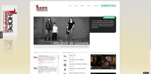 1HopeWinnipeg (Website)