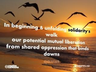 Solidarity's Walk