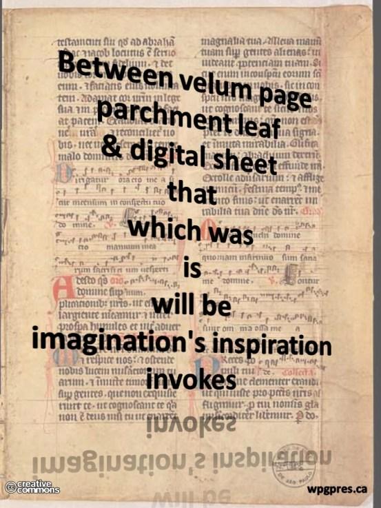 Imagination's Inspiration