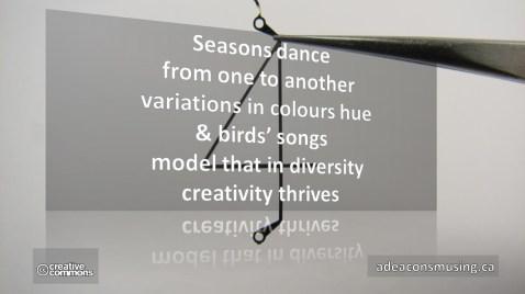 Creativity Thrives