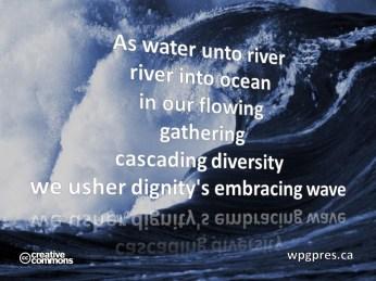 Embracing Wave