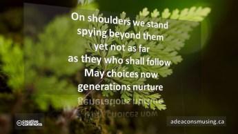 Generations Nurture