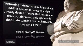 #MLK: Strength To Love