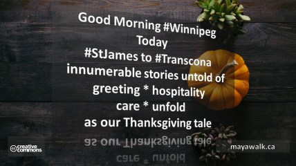 Thanksgiving Tale