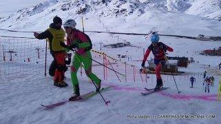 esqui montaña fedme val daran fotos claudia galicia 2