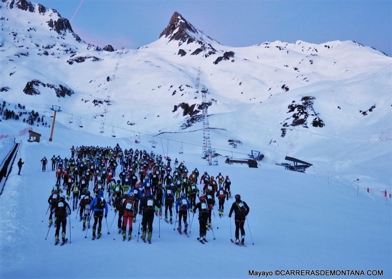 Altitoy 2017 décima edición (24-26FEB): Prueba reina esquí de montaña Pirineos. Traza, favoritos y visión personal Borja Valdés.