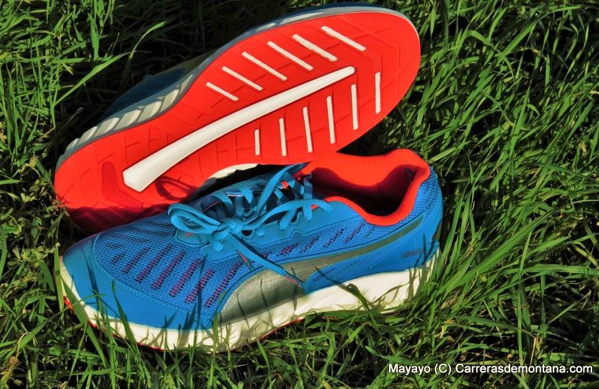 PUMA IGNITE ULTIMATE: Zapatillas running amortiguación (350gr/Drop12) Análisis Mayayo y prueba 300km Burdalo.