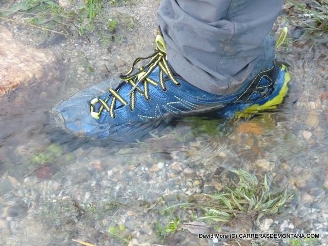 Zapatillas trekking goretex Merrell Capra: Análisis Mayayo y prueba 200k por David Mora, del Guadarrama a Sierra Norte Sevilla.