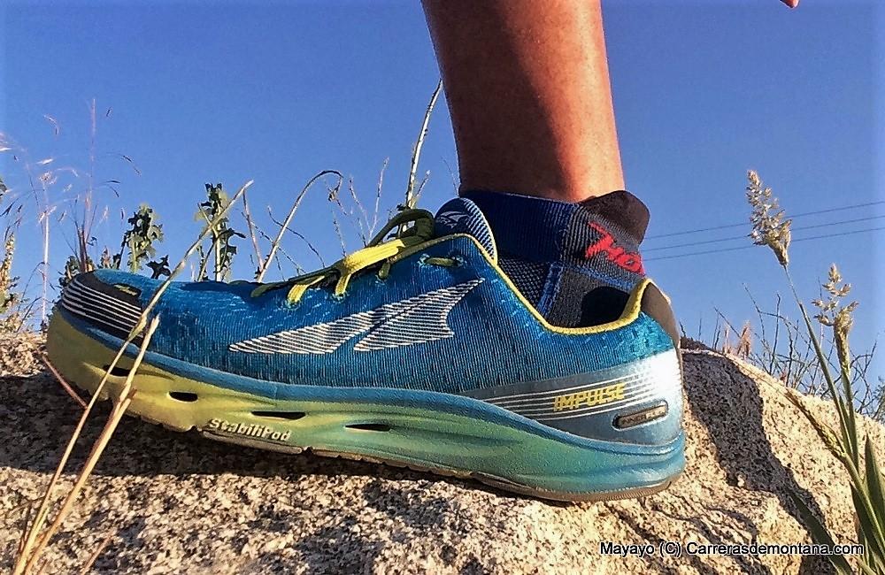 Altra Impulse: Zapatillas running drop cero y amortiguación (250gr/Drop 0). Análisis Mayayo y prueba 200km Fisiocerceda.