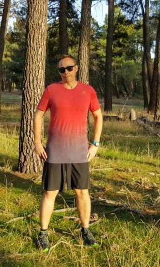 Ropa Adidas Running: Camiseta Primeknit Wool con lana merina y pantalón corto Adidas Ultra Medium. Prueba 200 km por @Franyoku