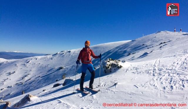 Ternua Altitoy Jacket: Chaqueta térmica híbrida para esquí de montaña. Análisis por @Cercedillatrail