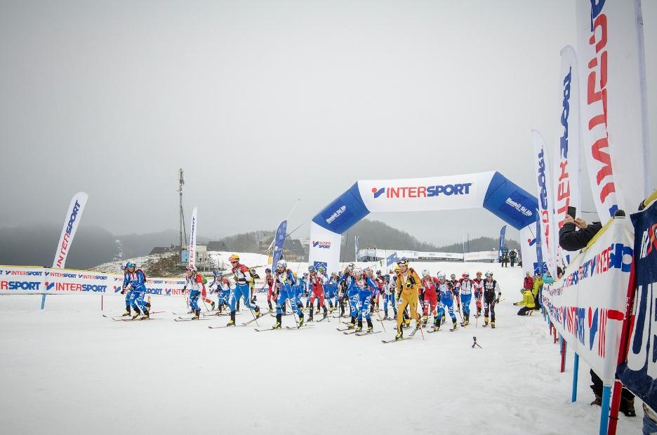 Esquí de Montaña 2017: Laetitia Roux y Damiano Lenzi ganan Copa Mundo Individual Mondole. Julia Casanovas bronce jr.