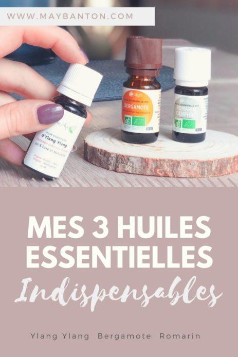 Les huiles essentielles il y en a tellement que l'on s'y perd. Pour faire simple, je te présente 3 huiles essentielles « polyvalentes » qui pour ma part couvrent une grande partie de mes besoins.