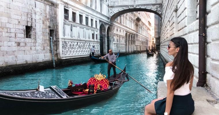 Venise: 5 incontournables