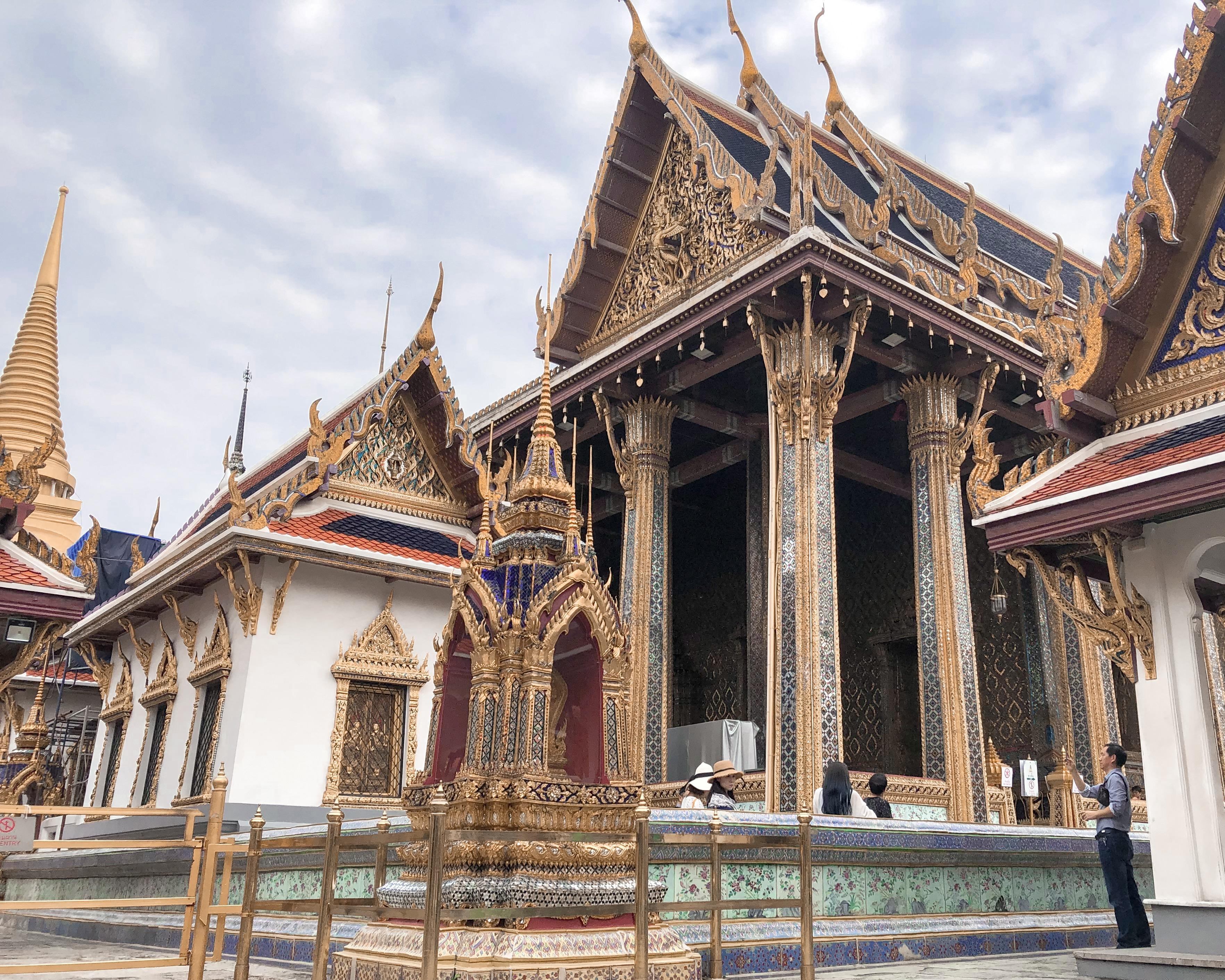 Thaïlande #03 Une journée pour découvrir Bangkok