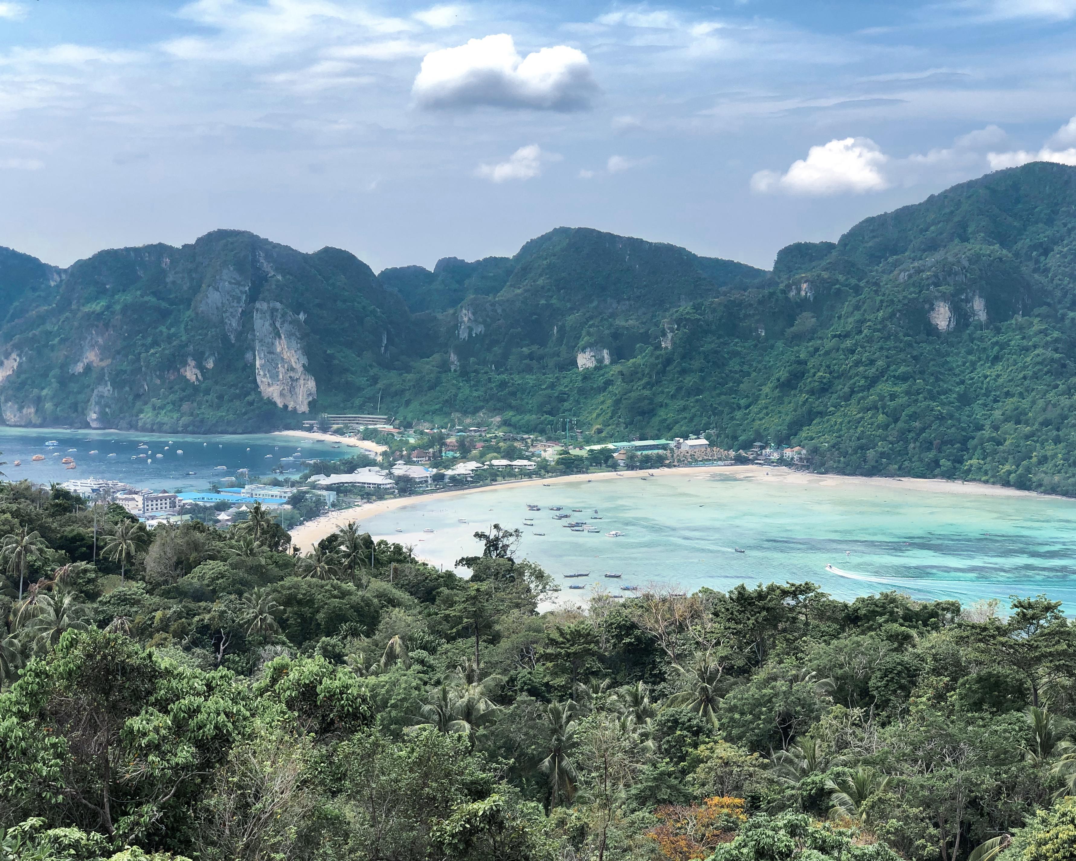 Thaïlande #05 Perdu dans la jungle