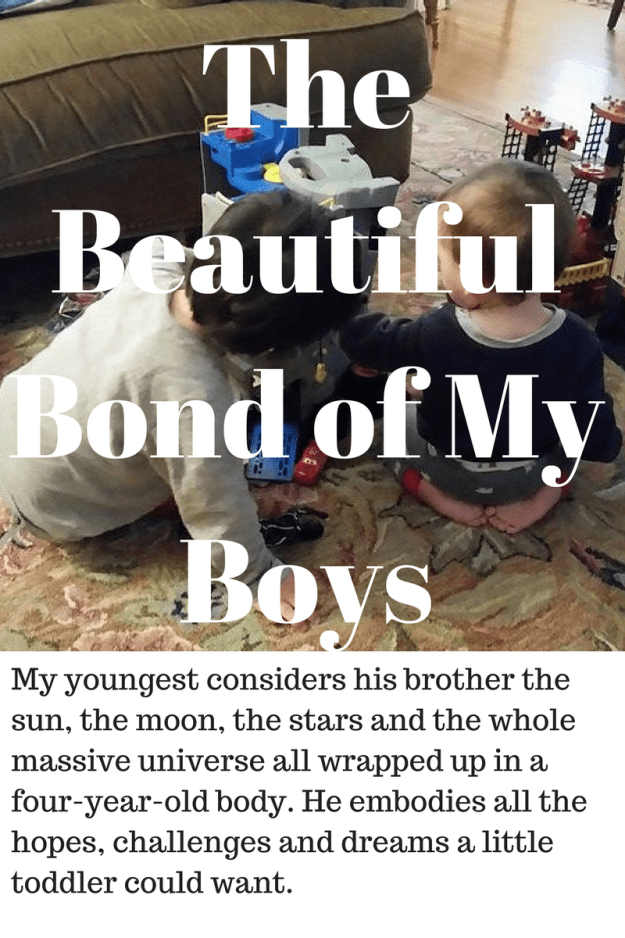 The Beautiful Bond of My Boys