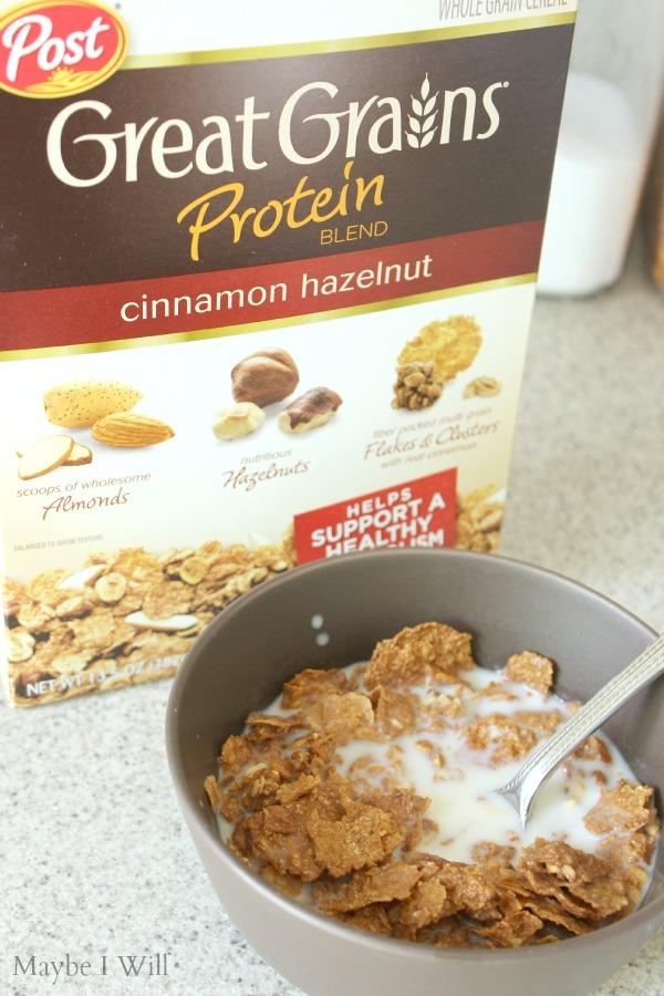 Great Grains Protein Blend