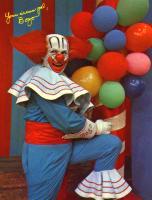 Frank Avruch as Boston\'s version of Bozo the Clown
