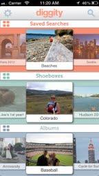 diggity app screenshot 1