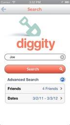 diggity app screenshot
