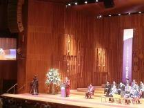 Церемонія нагородження London Metropolitan University