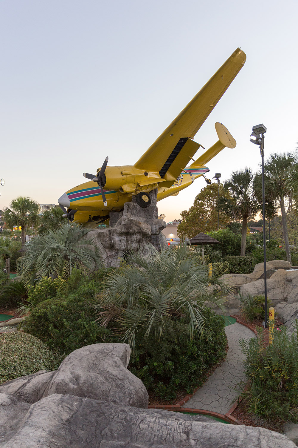 myrtle beach putt putt golf course