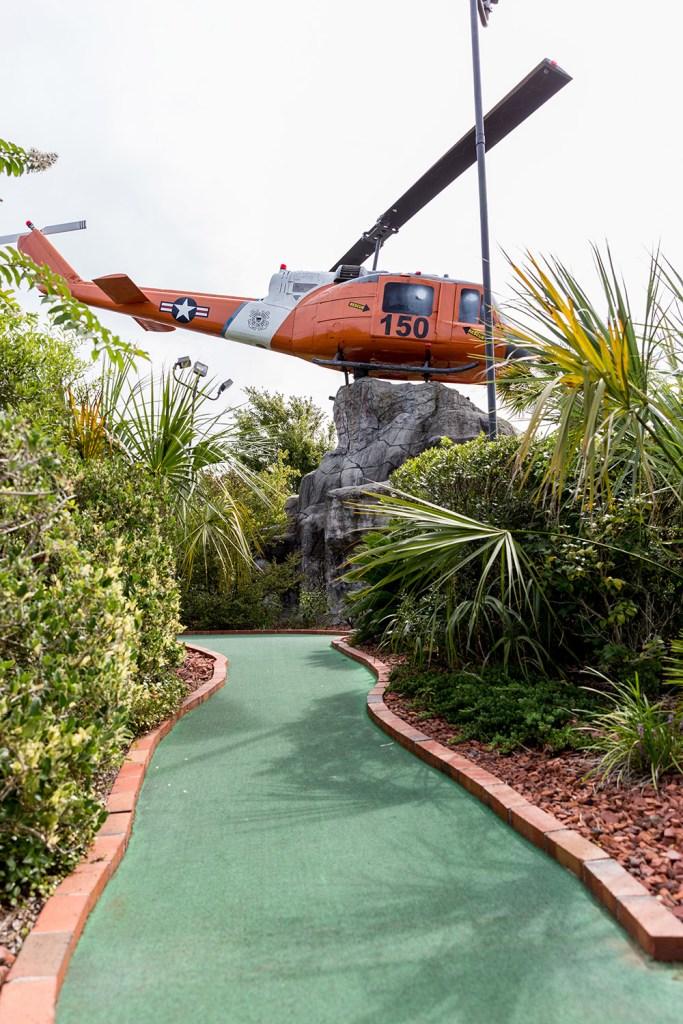 myrtle beach putt putt golf course