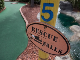 miniature golf in south carolina