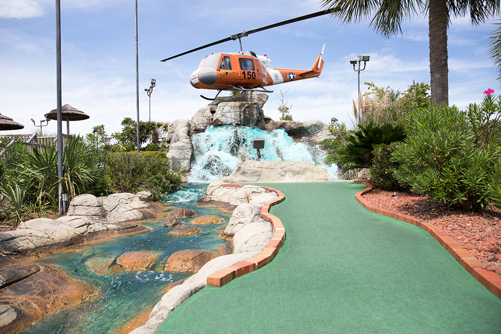 north myrtle beach putt putt courses