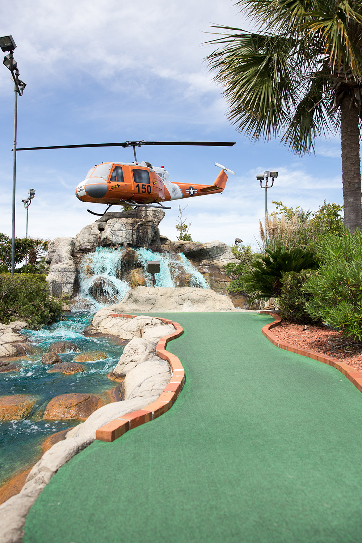 fun mini golf courses in myrtle beach