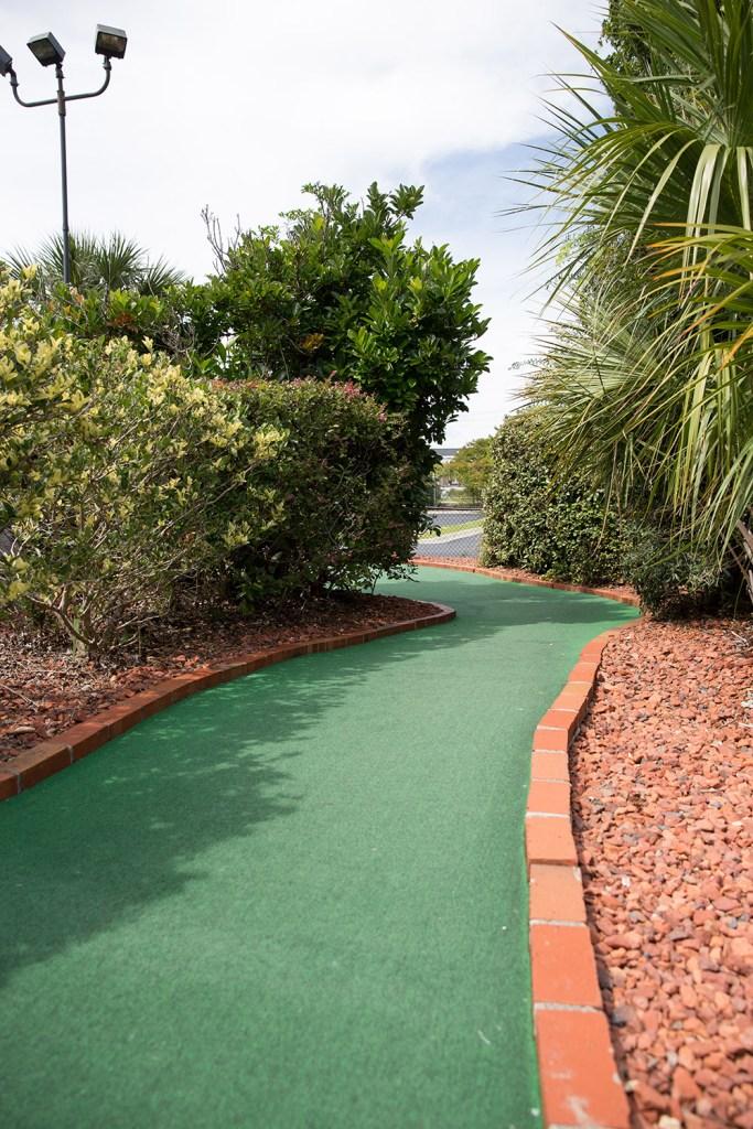 mini golf course in south carolina