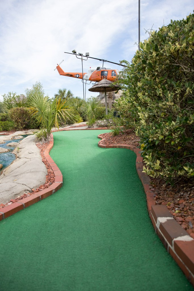 north myrtle beach mini golf