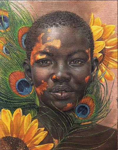 Portrait of Oshun