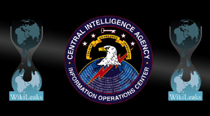 WikiLeaks begins releasing biggest ever tranche of CIA secrets